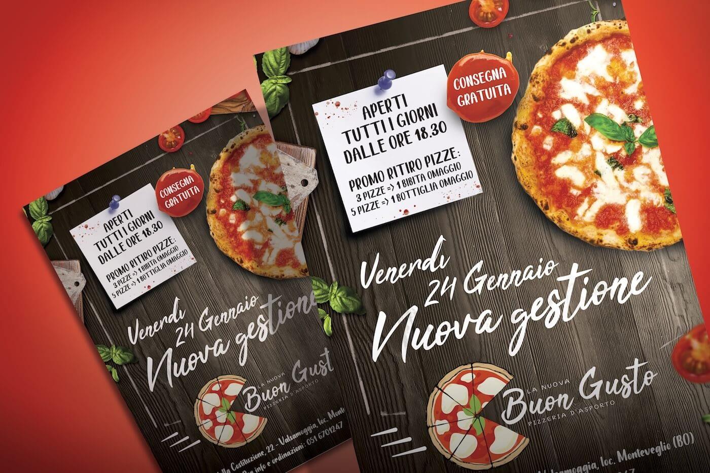 pizza buongusto