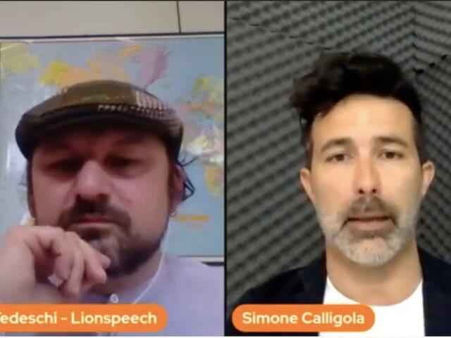 intervista lionspeech