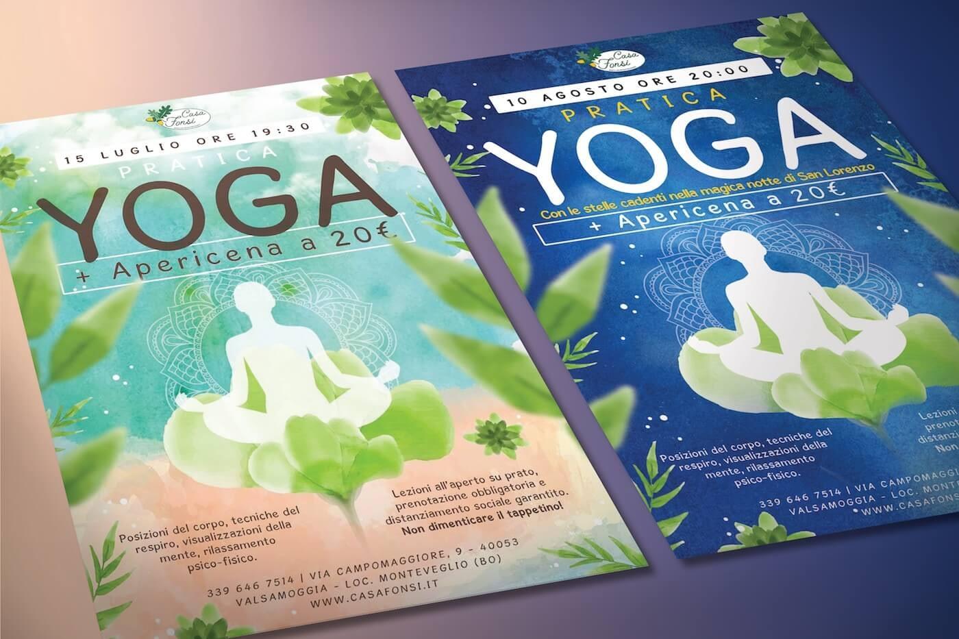 yoga mochup