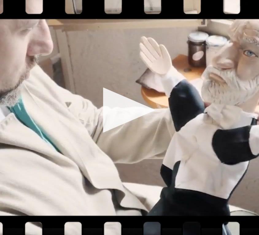 I Burattini di Riccardo – Video